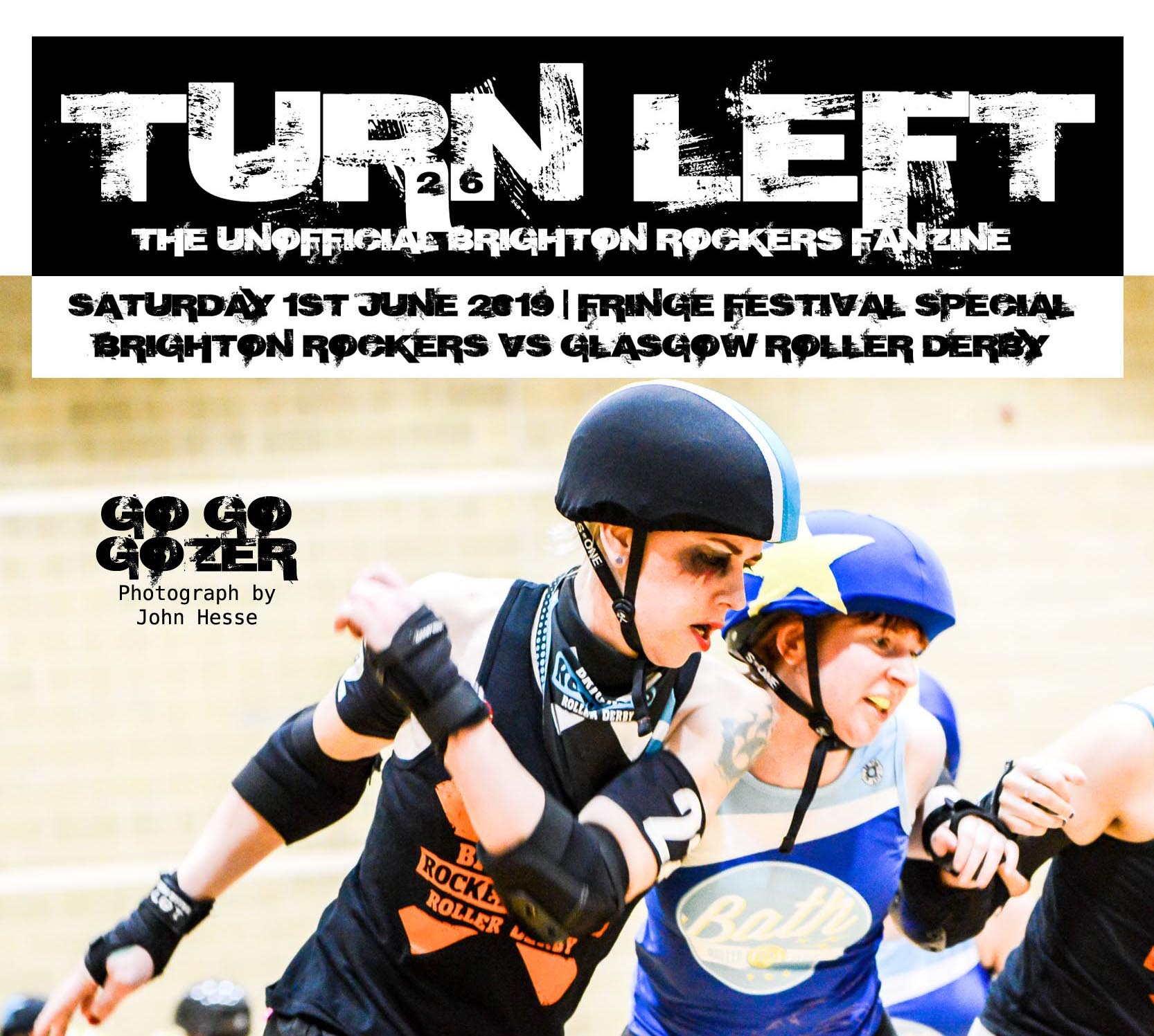 Turn Left Issue 26
