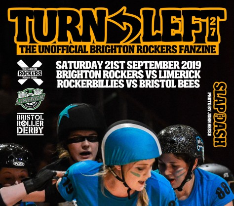 Turn Left Issue 27